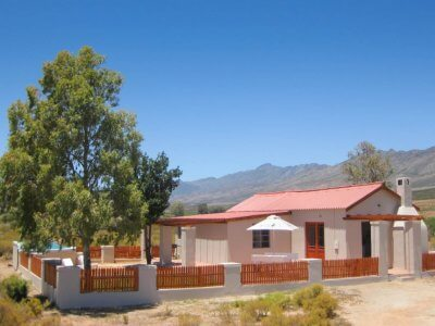honeybee-cottage Montagu pet-friendly