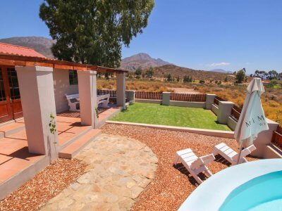 sugarbird-cottage montagu pet-friendly