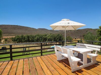 blue-crane-house montagu pet friendly