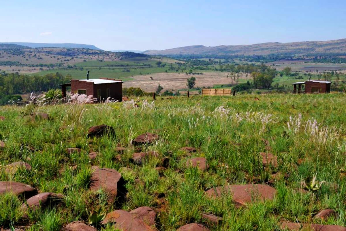 karee-and-olienhout-cottages-magaliesburg-location