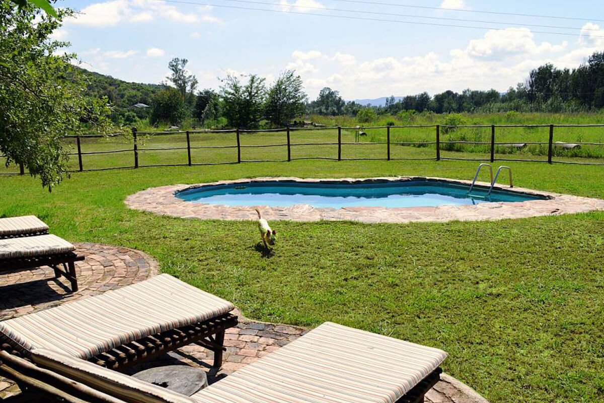 karee-and-olienhout-cottages-magaliesburg-swimming-pool